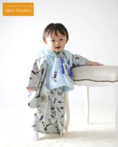 1歳のバースデーフォト おめでとうございます!東京都練馬区より