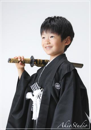 $七五三なら東京練馬の写真館アキオスタジオ お宮参り・成人式の記念写真 石神井フォトスタジオ