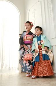 衣装選びから、、、七五三5歳7歳 練馬区石神井台よりご来店ありがとうございます