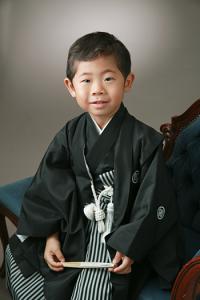 自然な表情がでていて、とても満足・・・ 七五三5歳 石神井台よりごありがとうございます