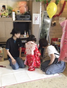 第二回 七五三衣装展開催中!!(3)