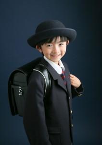 小学校一年生!おめでとうございます。