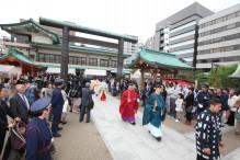練馬区の写真館 アキオスタジオの写真スタジオ日記-水天宮例大祭の様子