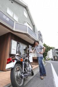 カメラマン仲間が来店してくれました。神奈川県大和市より