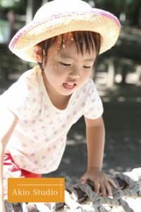 石神井公園での撮影 いくちゃんの夏休み♪ 練馬区貫井よりご来店ありがとうございます