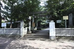 練馬|石神井氷川神社(七五三・お宮参り・初宮参り)の近くの記念写真の写真館アキオスタジオです