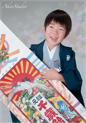 七五三なら東京練馬の写真館アキオスタジオ|お宮参り・成人式の記念写真|石神井フォトスタジオ