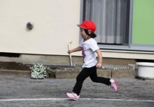 娘の運動会に行ってきました・・・大泉くりのみ保育園へ