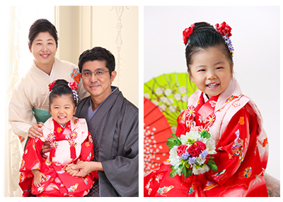 $東京練馬の写真館アキオスタジオ 七五三・お宮参り・成人式など記念写真ならおまかせください