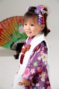 かわいい〜〜!七五三3歳さん 練馬区西大泉よりのご来店ありがとうございます