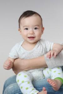 乳幼児の方のパスポート用写真 / 証明写真・赤ちゃん・子供