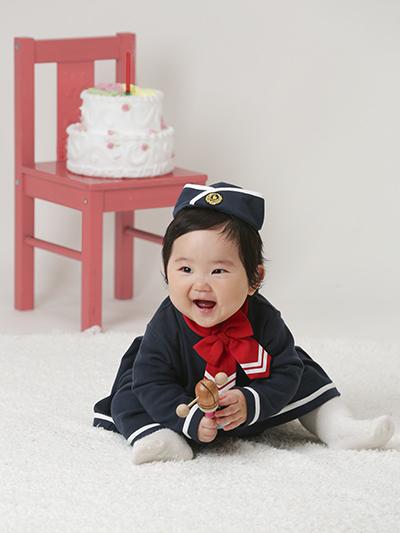 1歳お誕生日(節句お雛様)